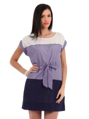 Elle Women Purple Tunic