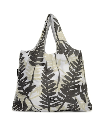 Envirosax Women Black & Grey Bag