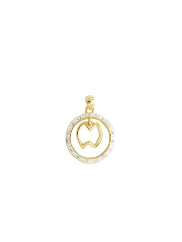 Estelle Women Gold Pendant