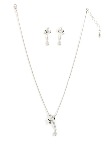 Estelle Women  Earring & Pendant Set