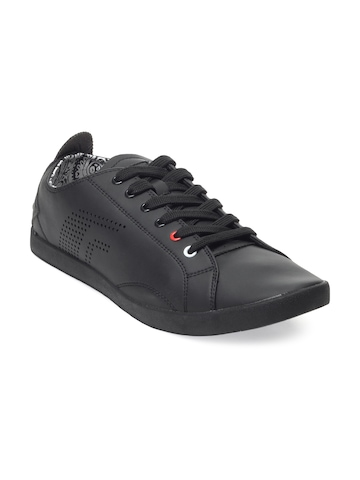F Sports Men Black Charger Shoes