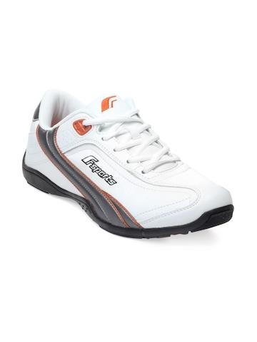F Sports Men White Colt Shoes