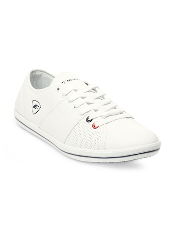 F Sports Men White Vito Shoes