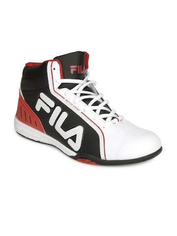 Fila Men White Isonzo Sports Shoes