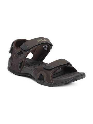 Fila Men Brown Sandals