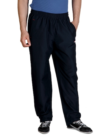 Fila Men Navy Blue Track Pants
