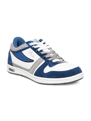 Fila Men White Rivaldo Shoes