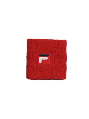 Fila Unisex Red Wristband