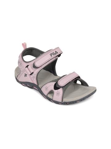 Fila Women Shelby Pink Sports Sandals