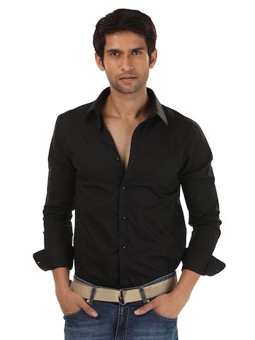 FREECULTR Men Black Shirt