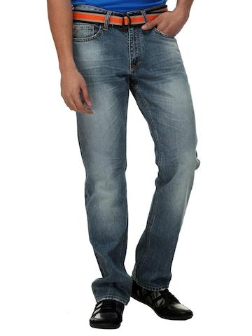FREECULTR Men Blue Jeans
