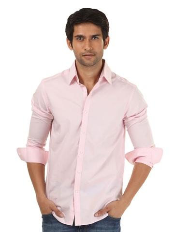 FREECULTR Men Pink Shirt