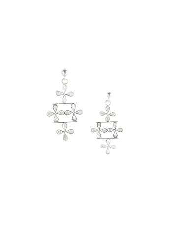 Fabindia Silver Earrings