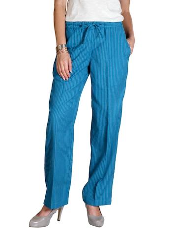 Fabindia Women Blue Pyjama