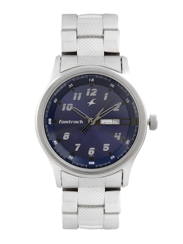 Fastrack Men Blue Dial  Watch