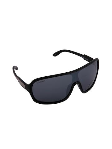Fastrack Men Hip Hop Black Sunglasses