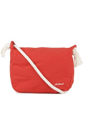 Fastrack Red Handbag