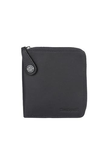 Fastrack Unisex Black Wallet