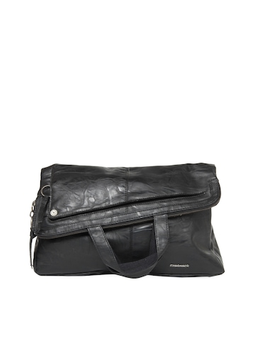 Fastrack Women Black Sling Bag