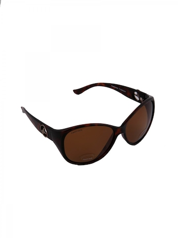 Fastrack Women FT Girl Brown Sunglasses
