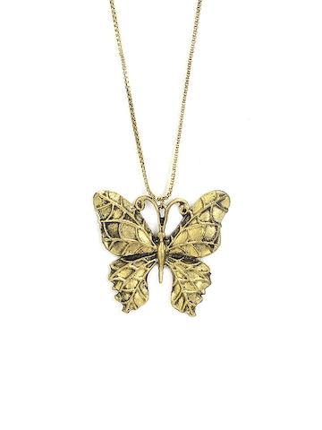 Femella Gold Coloured Necklace