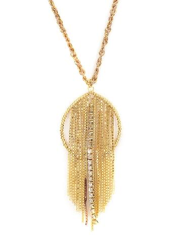 Femella Golden Necklace
