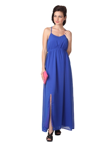 Femella Women Blue Dress