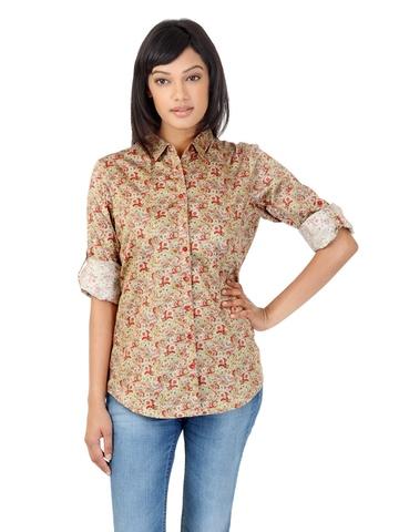 Femella Women Multi Coloured Shirt