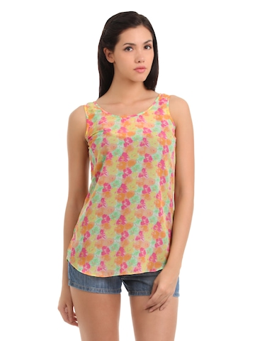 Femella Women Multi Coloured Top