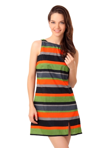 Femella Women Multi Coloured Tunic