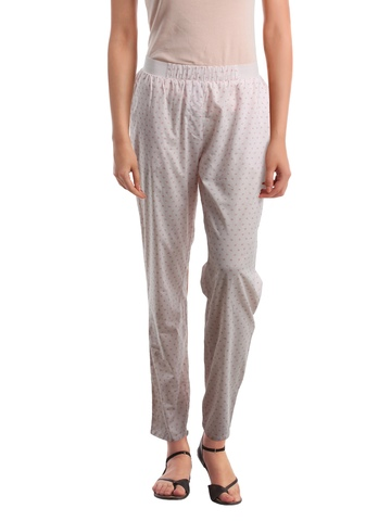 Femella Women Pink Lounge Pants