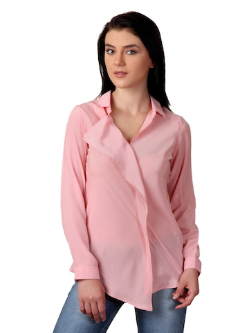 Femella Women Pink Top