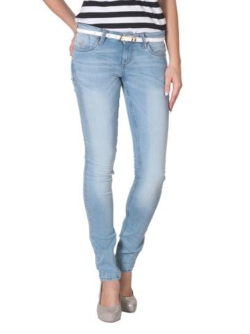 Flying Machine Women Blue Jeans