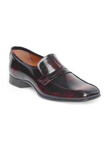 Fortune Men Brown Formal Shoes