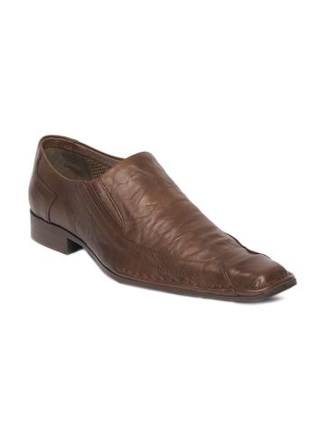 Fortune Men Tan Shoes