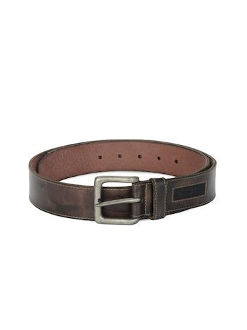 Fossil Men Brown Belt