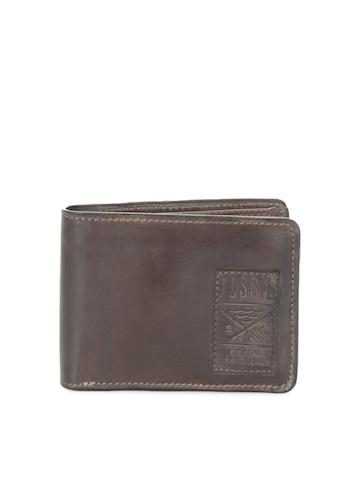 Fossil Men Brown Wallet