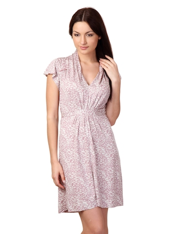 French Connection Mauve Dress