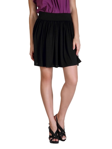 French Connection Women Black Skirt