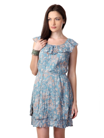 French Connection Women Blue Dress
