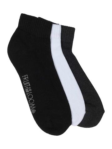 Fruit of the Loom Men Pack of Three Socks