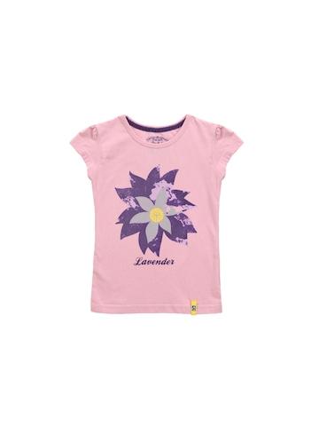 Gini and Jony Girls Pink T-shirt