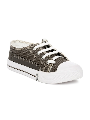 Gliders Unisex Brown Shoes
