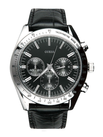 Guess Men Chase Steel Watch