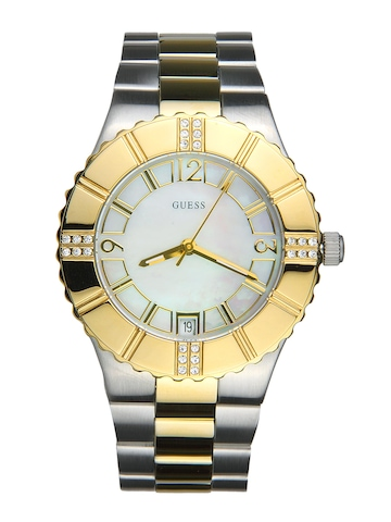 Guess Women Glow Gold Watch