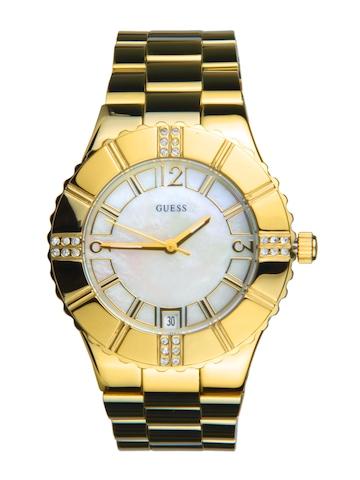 Guess Women Glow Gold Watch