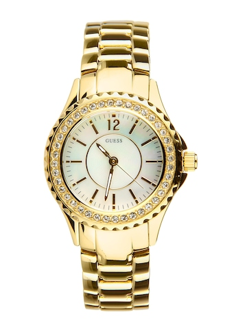 Guess Women Mini Rock Candy Gold Watch