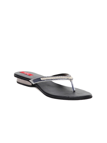 HM Women Black Flats