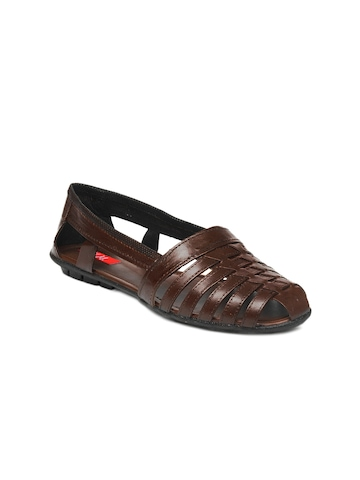 HM Women Brown Shoes