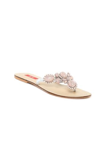 HM Women Pink Sandals